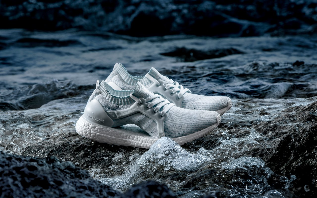 Recycling: Adidas entwirft Schuh aus Meeresmüll | trend.at