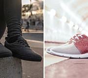 Recycling-Sneaker