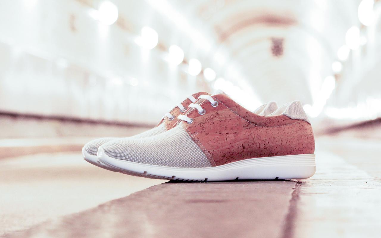 Recycling Sneaker: Wenn Schuhe im Kreis laufen sollen