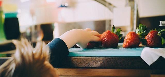 vegan ernährt baby kind eltern haft