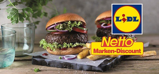 Beyond Meat Burger Lidl Netto