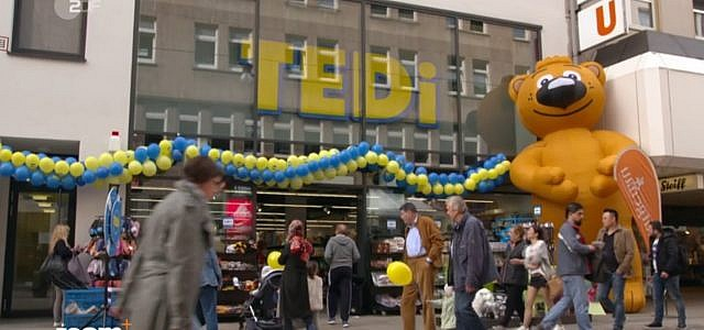 Billigshop TEDi