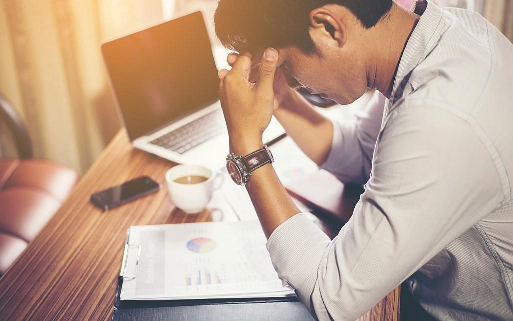 Burnout Vier-Tage-Woche
