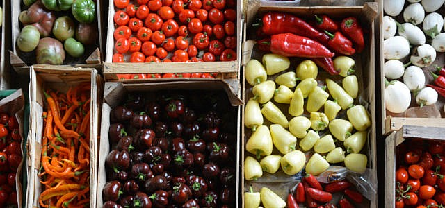 Bio Lebensmittel