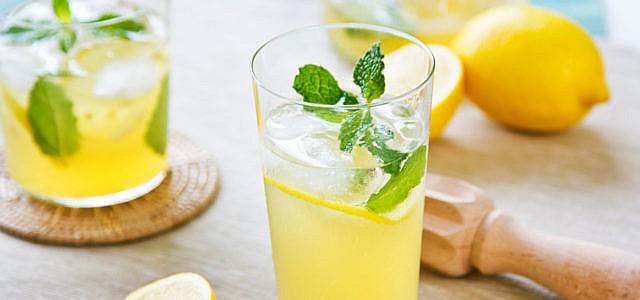 Limonade selbermachen