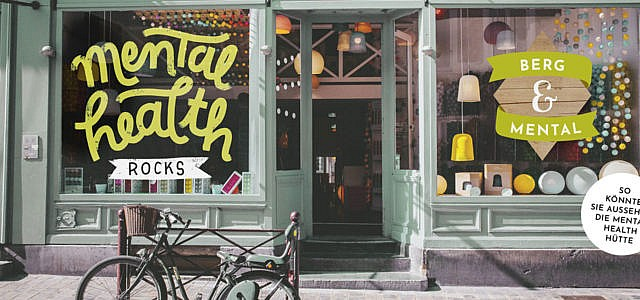 Berg und Mental:Mental Health Café