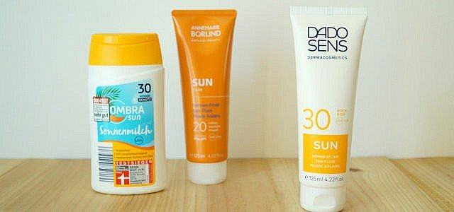 sonnencreme test 2019