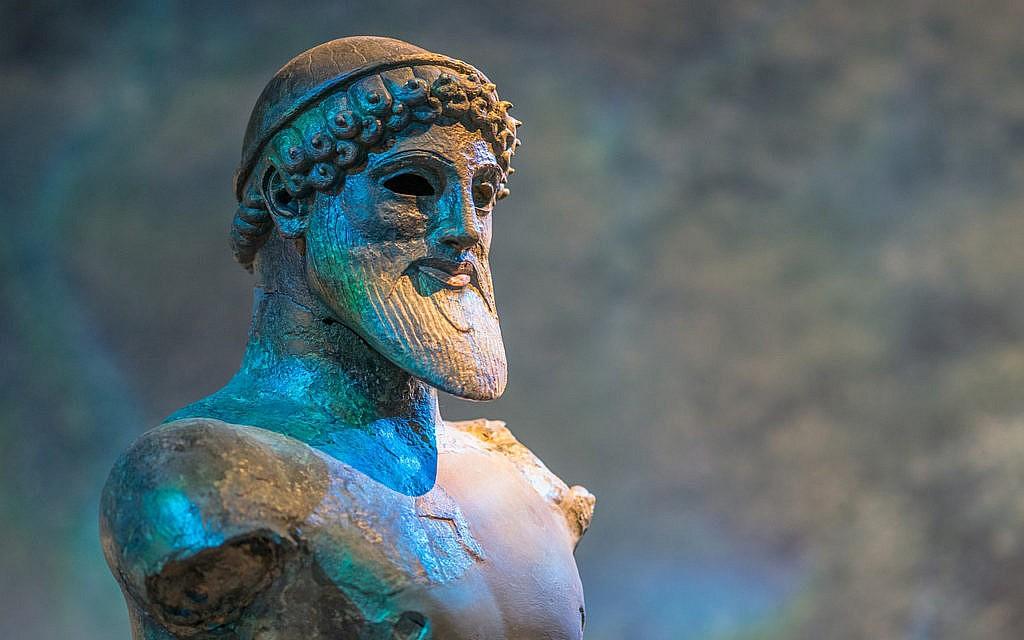 Ursprung des Geldes Griechischer Gott Opfer