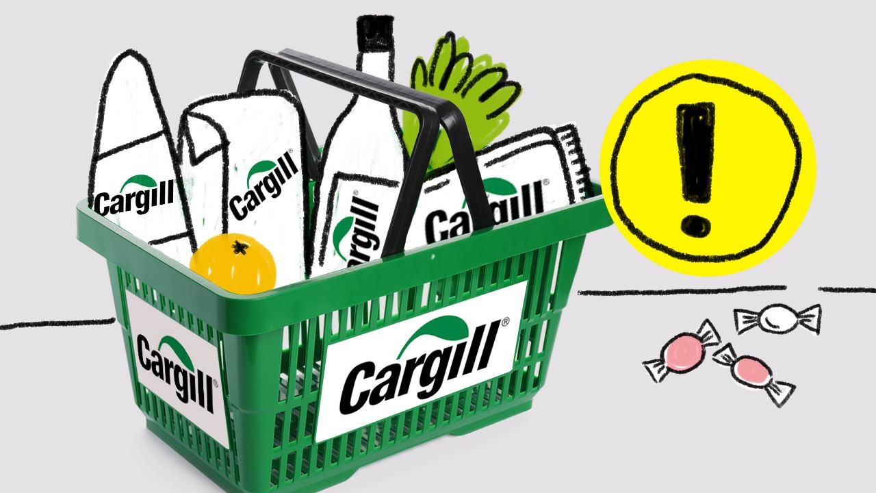 """Cargill vermeiden: Das kannst du gegen """"das schlimmste Unternehmen der Welt"""" tun"""