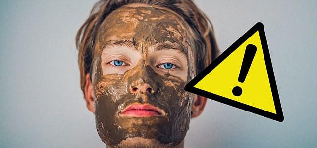 Gesichtspflege-Fehler