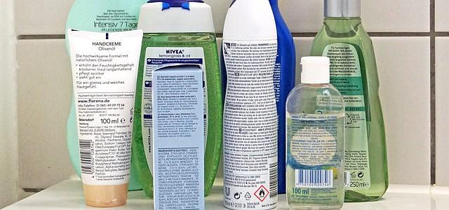 INCI: Ingredients-Liste auf Kosmetik