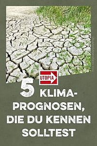 5 Klimaprognosen, die du kennen solltest