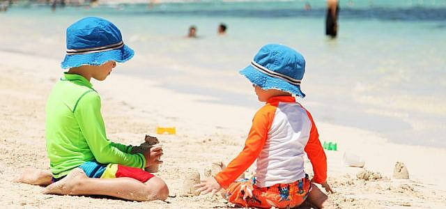 UV-Schutzkleidung für Kinder
