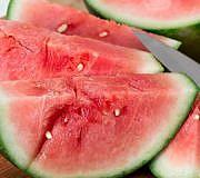 Schale Wassermelone