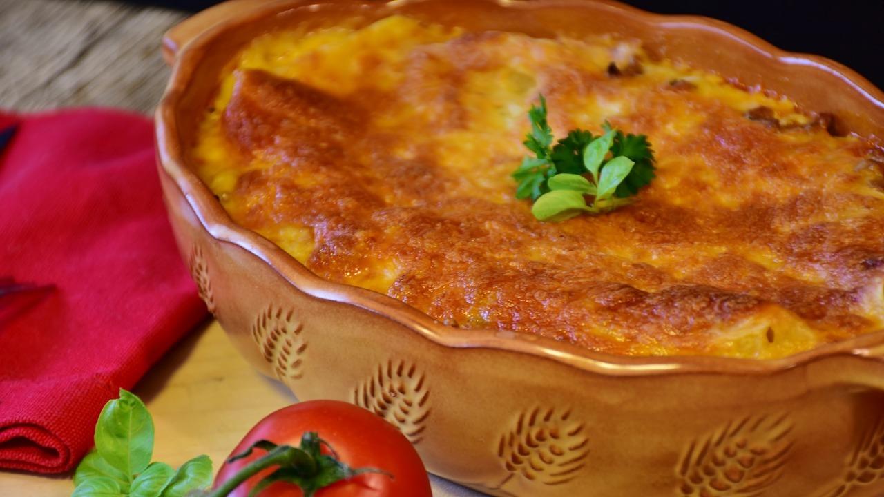 Vegane Lasagne: Rezept mit pflanzlicher Béchamelsauce