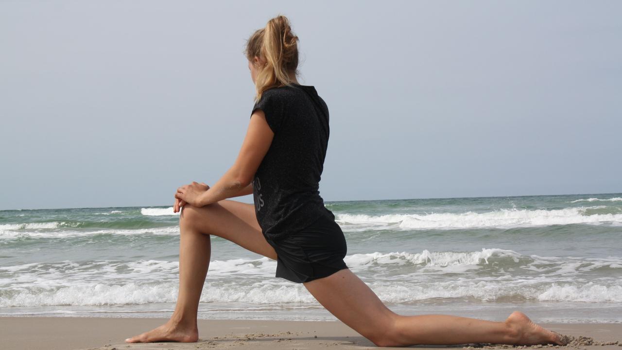 Hüftbeuger dehnen: 3 gesunde Übungen