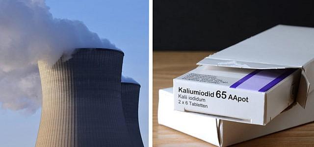 Jodtabletten, Deutschland, Atomkraftwerk, Atomkatastrophe, Atomunfall