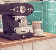 Kaffeemaschine Stromverbrauch