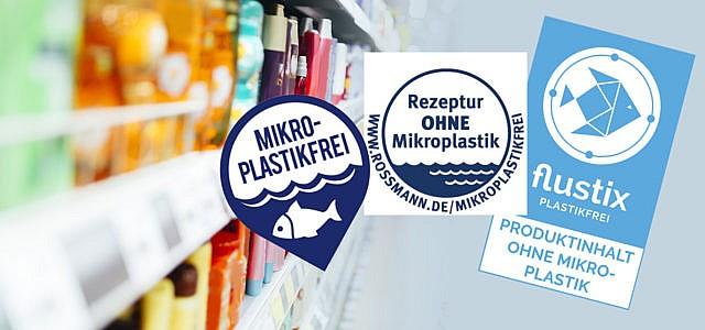 Mikroplastik-Siegel