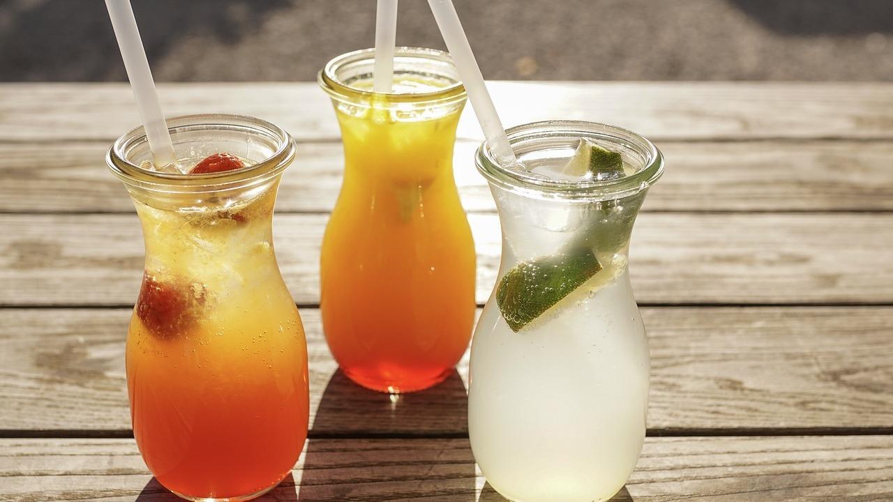Sommergetränke: Fünf erfrischende Getränke bei Hitze