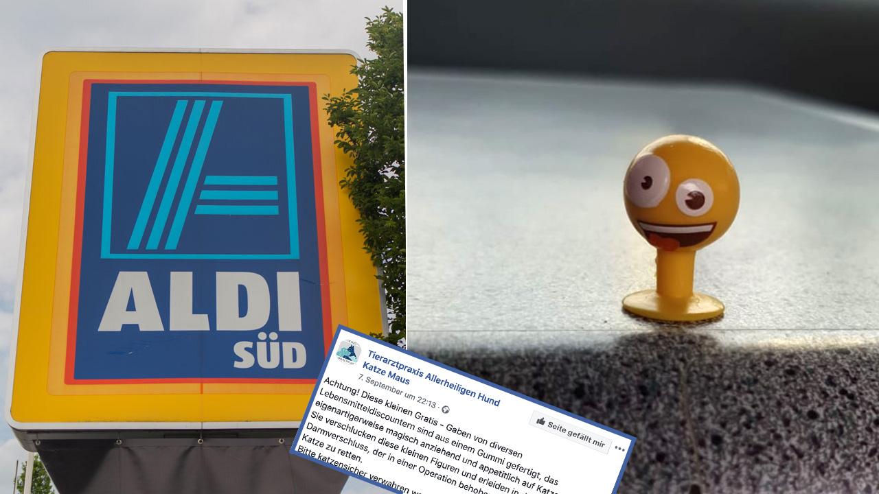 Tierarzt warnt vor Aldi-Emojis