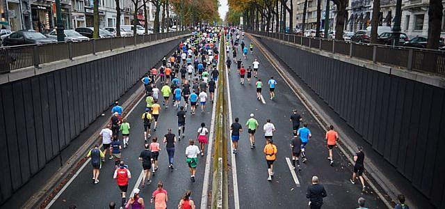 Marathon Trainingsplan