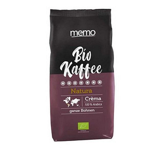 Memo-Bio-Kaffee