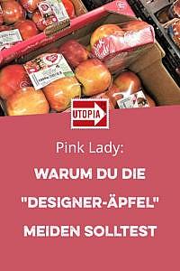 Pink Lady: Das ist faul an dieser Apfelsorte