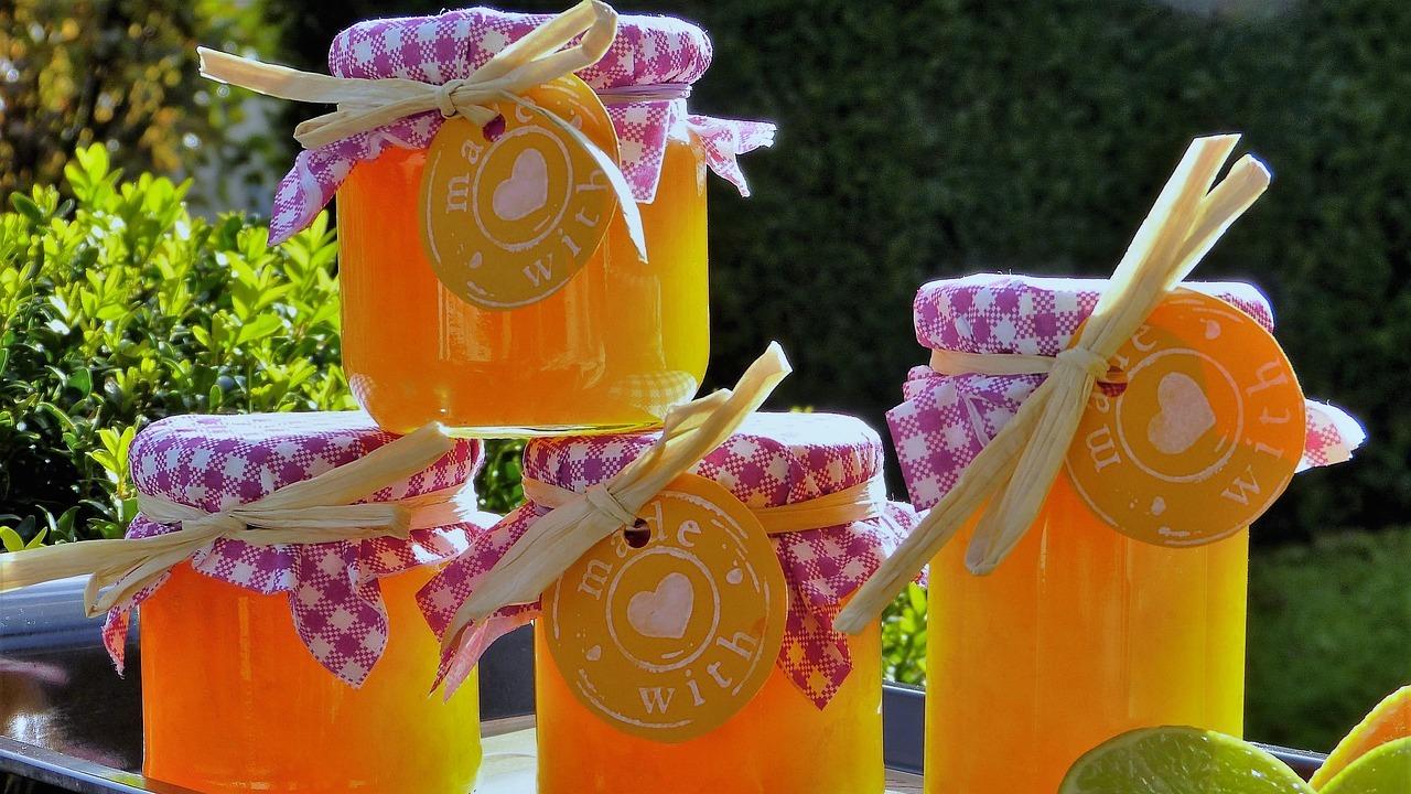 Sanddorn-Marmelade: Vitaminreichen Fruchtaufstrich selber machen
