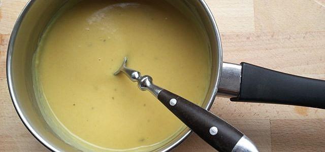senf sauce rezept