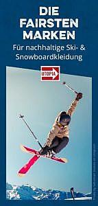 Nachhaltige Ski- & Snowboardkleidung: Die fairsten Marken