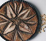birnen schoko kuchen
