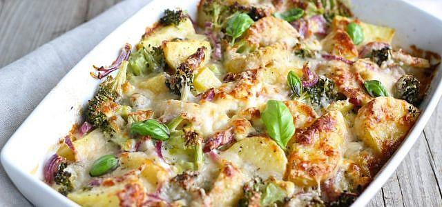 brokkoli kartoffel auflauf