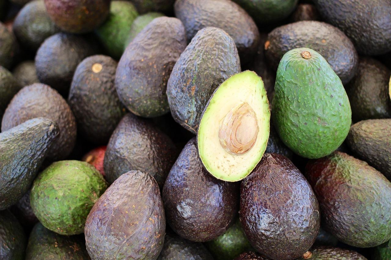 Hat braune punkte avocado Braune Flecken