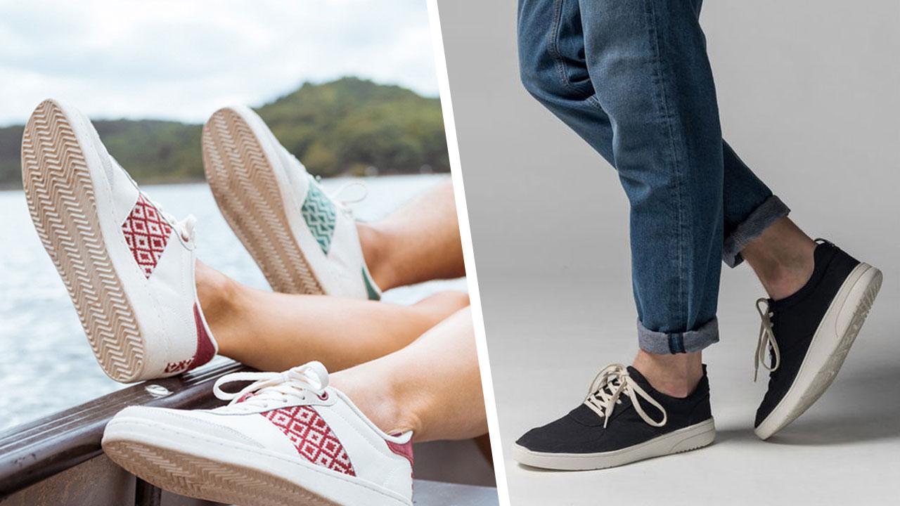 Faire, nachhaltige Sneaker: Diese 9 Labels machen bessere Schuhe
