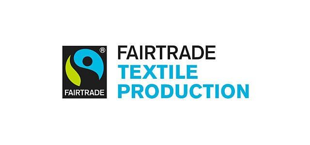 Siegel: Fairtrade Textile Production