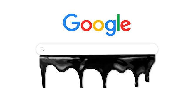 Google finanziert Klimawandel-Leugner