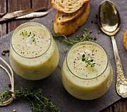 Grühkohl-Suppe