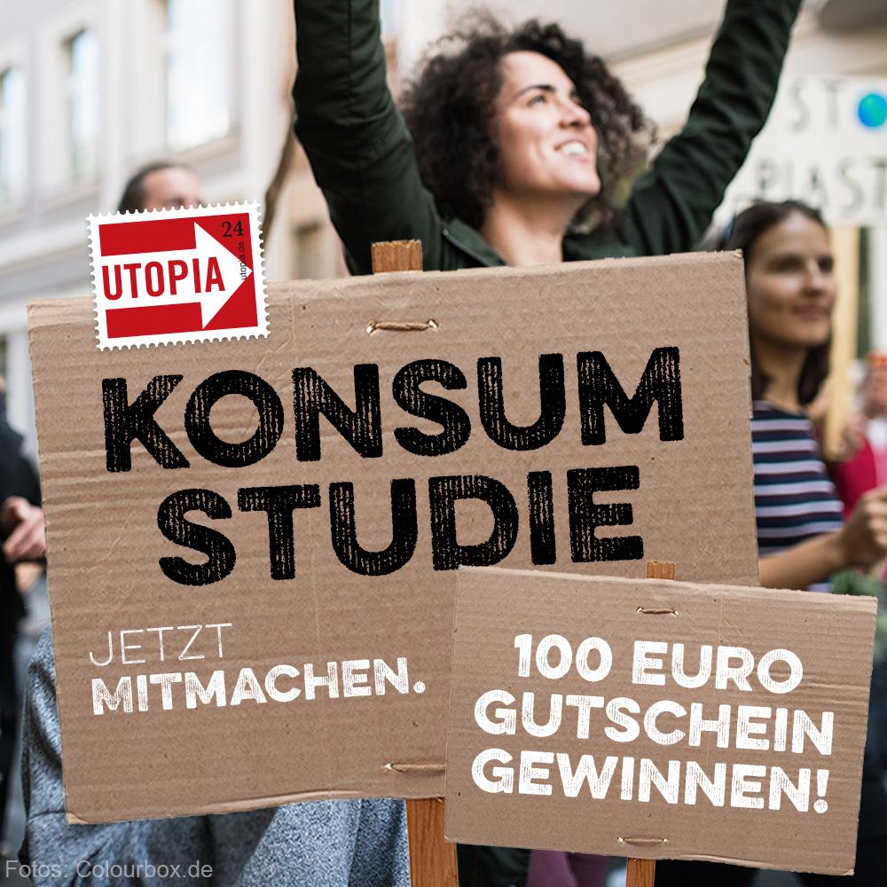 Utopia Umfrage 2019 Gewinne 100 Euro Gutschein