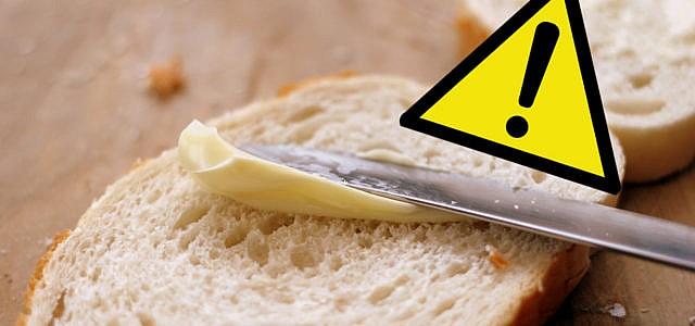 Stiftung Warentest, Streichfett, Butter
