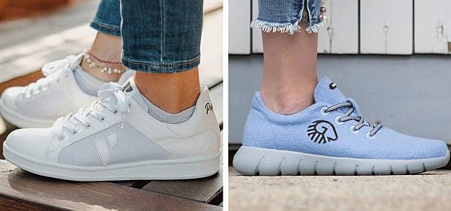 Neue Trend-Schuhe