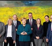 angela merkel deutscher Nachhaltigkeitspreis