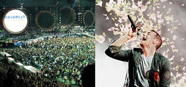 Coldplay verzichtet auf Tour
