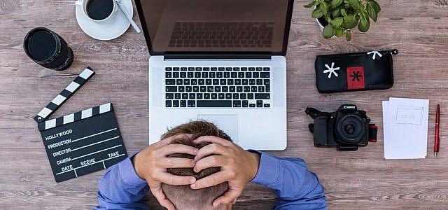 Cortisol senken - gestresst