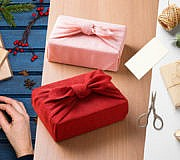 Geschenke verpacken, umweltfreundlich einpacken