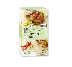 Naturgut Bio-Gemüse Burger Penny