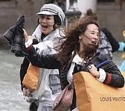 Hochwasser Venedig