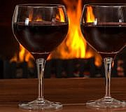 Weingläser Alkohol abbauen