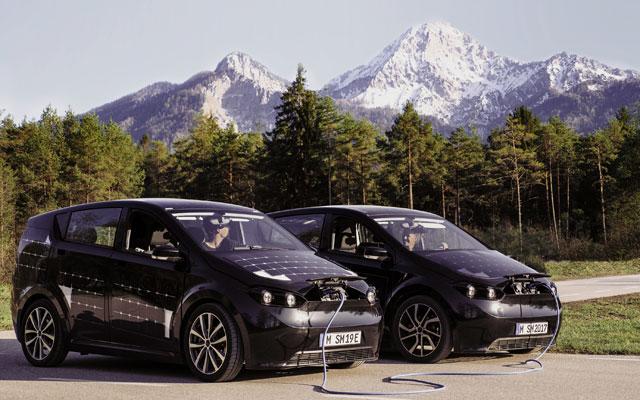 Sono Motors Sion Elektroauto Solarauto Crowdfunding Investieren