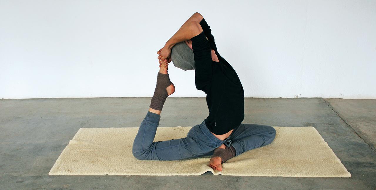 Yoga Taube Foto Anleitung Wirkung Und Was Du Beachten Musst Utopia De